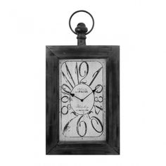 Premier Housewares Dudley Wall Clock from £59.99 with FREE delivery!