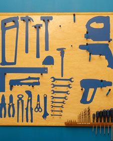 1000 images about tablero de herramientas on pinterest - Tablero de herramientas ...