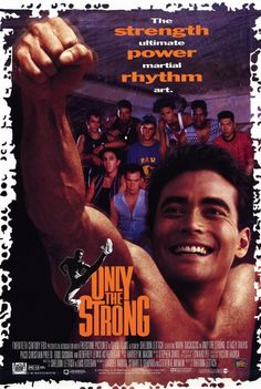 Only the Strong , starring Mark Dacascos, Stacey Travis, Geoffrey Lewis, Paco Christian Prieto. Ex-Special Forces soldier Louis Stevens returns to Miami to find his former high school overrun by drugs and violence... #Action #Drama
