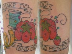 make do and mend  by Sunny Buick