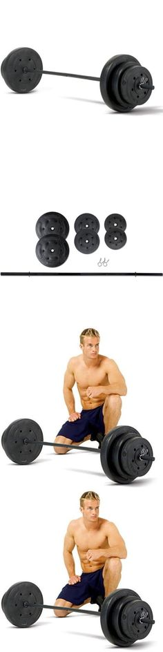 Weight Sets 179818: 100 Pound Vinyl Weight Set Steel Marcy Indoor Fitness Home Gym -> BUY IT NOW ONLY: $96.16 on eBay!