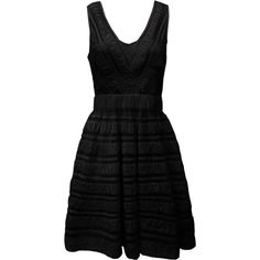TIFFANY STRIPE PARTY DRESS and other apparel, accessories and trends. Browse and shop related looks.