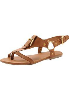 Bianco Triangle Sandal MAM15 399