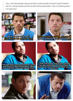 I miss my trench coated angel. This is all Metatron's fault! WILL SOMEONE PLEASE FIGURE OUT HOW TO KILL METATRON?!?!?!?