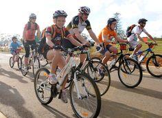 Conquering the Mountain in 2012 - www.tourdetamborine.com.au