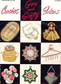 Star__80_Crochet_Gay_and_Gifty_Ideas - Christine Anderson - Álbuns da web do Picasa... book and written patterns!