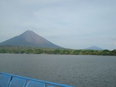 Both volcanoes Concepción and maderas on Ometepe island, Nicaragua