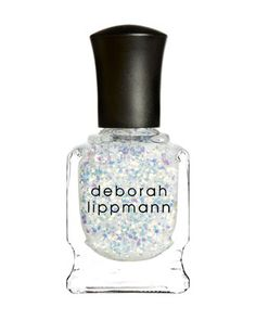 Deborah Lippmann  Waking Up In Vegas Nail Lacquer - $16    Precision, high resistance and high protection nail color. Available in Waking Up In Vegas—putty-liscious gray (creme).