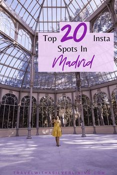 These spots in Madrid are a photographers dream! European Honeymoon Destinations, Europe Destinations, Europe Travel Tips, Honeymoon Tips, Honeymoon Night, Travel Guides, Madrid Guide, Madrid Tours, Madrid City