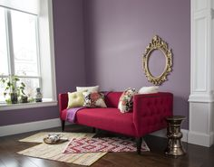 Our very bright and super cute Monte Cristo. This look is great for staging a home or in a formal setting ! Take a look at the details on the arm. Van Gogh Photo, Custom Sofa, Pink Room, Home Staging, Furniture Collection, Room Interior, Sofas, Couch, House Styles