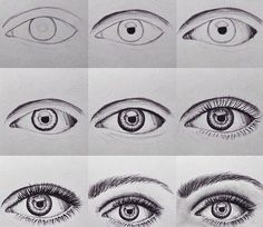 drawing eyes - Google Search