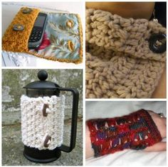 20 Free Crochet Patterns for One Skein Projects