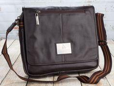 Pasta masculina tipo carteiro em couro legítimo - Enluaze - Bolsas, mochilas, roupas e acessórios