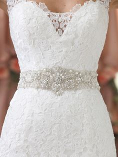 Style No. BELT11414 » David Tutera for Mon Cheri » wedding dresses 2013 and bridal gowns 2014