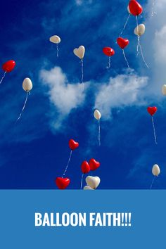 Here's a fun activity with balloons to help your teens understand their faith. via @projectym