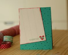 1 Hour Challenge with Simon Says Stamp November Card Kit