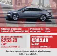 Volkswagen Arteon Diesel Fastback 2.0 TDI Elegance 5dr DSG Volkswagen, Diesel, Car, Diesel Fuel, Automobile, Autos, Cars