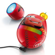 Philips Disney Cars ChildrenS Bedroom Living Room Mood Light 64 Colors Led Lamp Avengers Bedroom, Living Colors, Car Led Lights, Night Lights, Cool Kids Rooms, Mood Light, Philips, Unique Lamps, Disney Cars