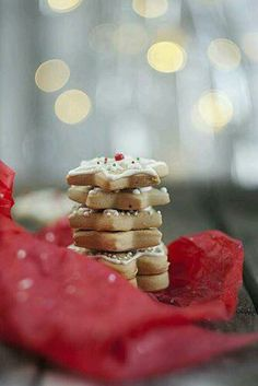 Christmas Is Coming, Christmas Holidays, Ginger Cookies, Dear Santa, Waffles, Cereal, Breakfast, Desserts, Food