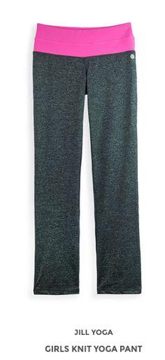 www.jillyoga.com Yoga Girls, Fall 2015, Yoga Pants, Pajamas, Pajama Pants, Knitting, Fashion, Moda, Tricot