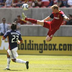 Nat Borchers, Real Salt Lakes very own Ninja Real Salt Lake, Colorado Rapids, Mls Soccer, Major League Soccer, Soccer Stars, Liverpool Football Club, Great Pic, Sports Pictures, Soccer Ball
