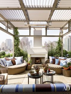 19 Sky-High Rooftops and Terraces That Are Ready for Summer Photos | Architectural Digest