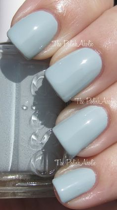 Essie │ Wedding 2012 Collection │ Who is the Boss │ Swatch by The PolishAholic