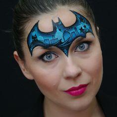 Ksenia Dudkina    coolest batman I've ever seen