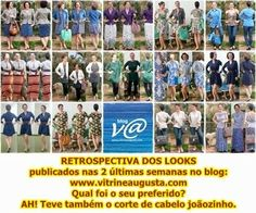blog v@ LOOKS | por leila diniz: RETROSPECTIVA look do dia das duas últimas semanas...