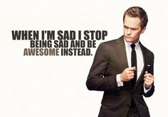 Spoken as only NPH can deliver.