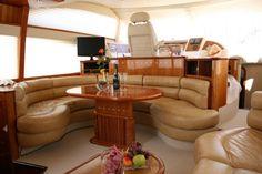 Yacht charter Greece, M/Y Harryloo, Azimut 58 2001 / 2010  www.yachtspanic.com  #yachtchartergreece