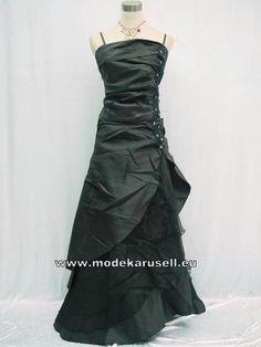 abendkleider online brautkleid abendkleid lang schwarz mit perlen stick. Black Bedroom Furniture Sets. Home Design Ideas