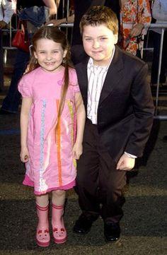 Spencer Breslin and Abigail Breslin at event of Raising Helen