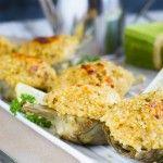 Carciofi ripieni con Quinoa