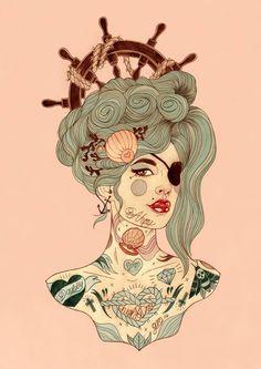Liz Clements illustration Liked · 15 hours ago Monday's girl 1902779_614206752000853_1652274276_n.jpg (680×960)