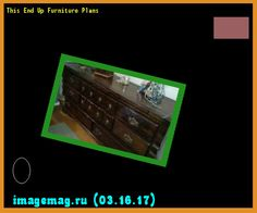 This End Up Furniture Plans 200739 - The Best Image Search