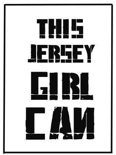 Jersey Girl, Company Logo, Logos, Logo