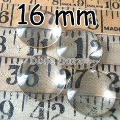 20 pcs 16mm glass cabochon for snap charms, magnets, diy jewelry, domed glass, glass tile, Christmas craft, Glass cabochons, jewelry glass #InchGlass #FlatBackGlassDome #DomedGlassCabochon #FlatBackJewel #PhotoJewelry #ImageSeal #25mm #cabachon #RoundGlass #GlassCabochon