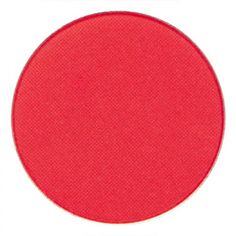Vibrant Red Eye Shadow