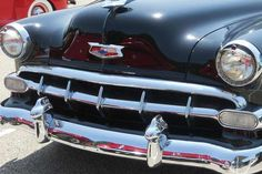 Chevy Grille Teeth ,1954