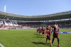 Torino-Roma, il film della partita