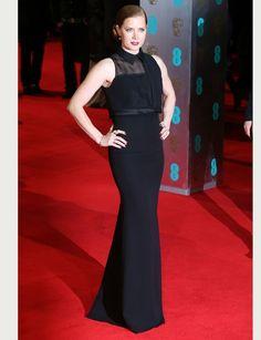 Amy Adams http://www.marie-claire.es/moda/look/fotos/premios-bafta-2014-alfombra-roja/amy-adams-3