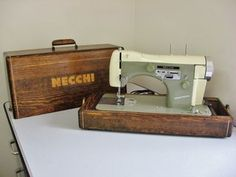 I recently restored this lovely old Necchi Supernova sewing machine, but couldn't bring myself to put it back into its ratty old case.The case was beat up and...