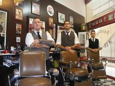 barbearia 9 de julho - Anderson Napoles