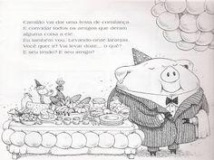 ALFABETIZAÇÃO CEFAPRO DE PONTES E LACERDA : História - Camilão o comilão