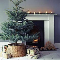 simple christmas beauty
