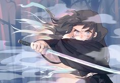Slayer Meme, Demon Slayer, Bleach Anime Art, Anime Demon, Manga Anime, Haikyuu Yaoi, Character Design Animation, Anime Art Girl, Illustrations