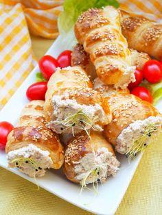 Szefowa w swojej kuchni. Appetizer Salads, Appetizers, Polish Recipes, Antipasto, Cake Decorating, Bakery, Dessert Recipes, Food And Drink, Cooking Recipes