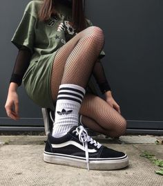 adidas and vans image Mesh, Clothes, Tops, Fashion, Outfit, Moda, Clothing Apparel, Fasion, Outfit Posts