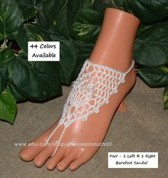 Beach Wedding Wrap Up Sandals Ankle to Toe Sandals Shoes Greek Wedding #Barefoot Anklet Women Barefoot Sandals Lace Sandals Foot Jewelry  Crochet Barefoot Sandals  - You wil... #crochet #barefoot